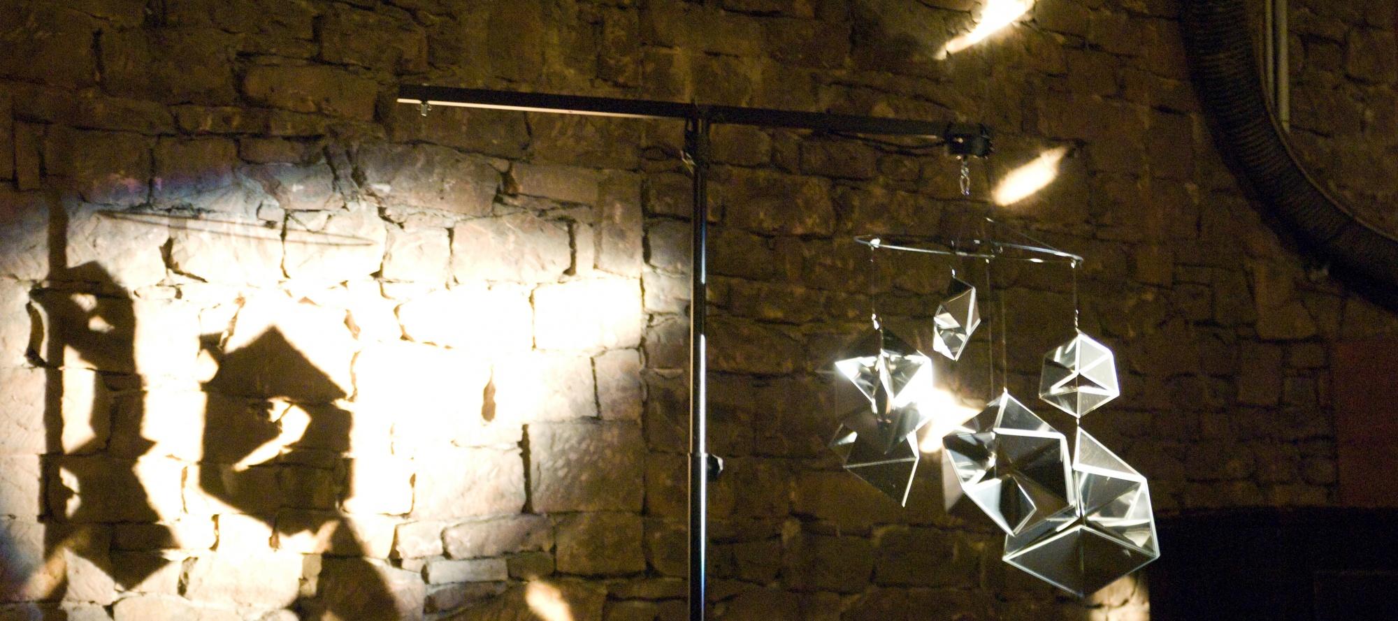 Lichtobjekt Morpheus