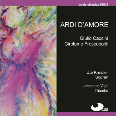 Ardi d'Amore CD - Cover
