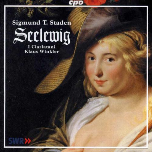 Sigmund T. Staden - Seelewig CD - Cover