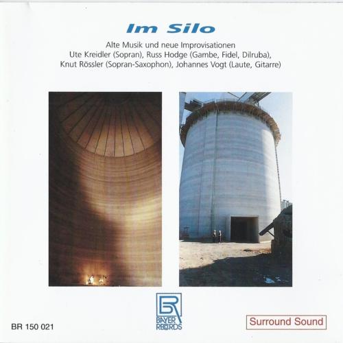 Im Silo CD-Cover